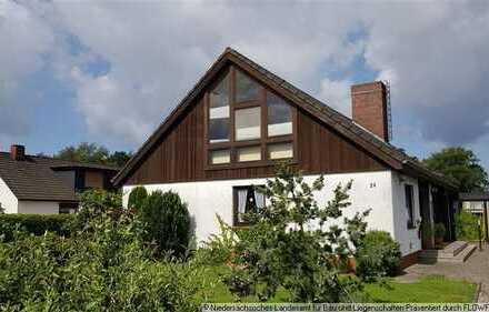 Schöne geräumige Eigentums-Dachgeschosswohnung in 27639 Wurster Nordseeküste, Nordholz-Spieka