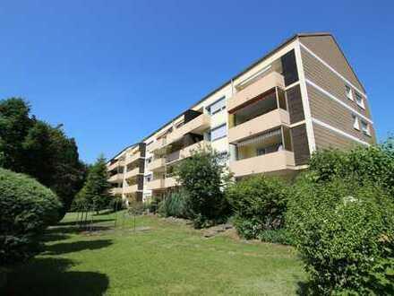Ansprechend geschnittene 3-Zimmer Eigentumswohnung in begehrter Stadtrandlage