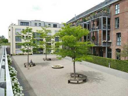 Schöne vier Zimmer Wohnung in Aachen, Laurensberg mit Blick über die Felder