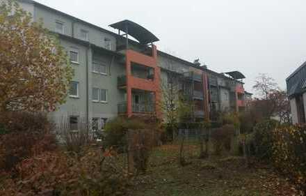 Günstige, gepflegte 3-Zimmer-Wohnung mit Balkon und Einbauküche in Weißenburg