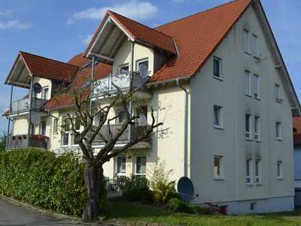 Freundliche 3-Zimmer-Eigentumswohnung in Sulzfeld sucht neuen Eigentümer