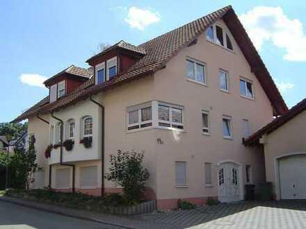 Ebenerdige Wohnung im idyllischen Winzerdorf Amoltern