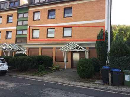 Schöne 3-Zimmer-Erdgeschosswohnung mit Balkon und EBK in Bad Salzdetfurth
