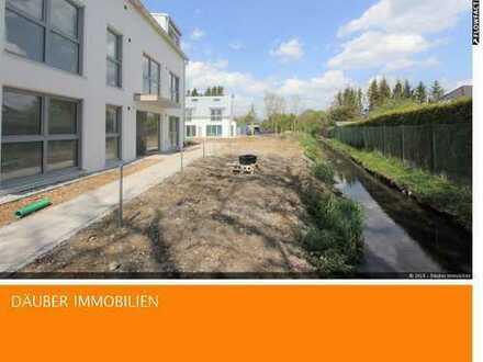 Neubau, helle 2 Zi. Whg. mit Garten, frei ab 15.07.19 / 5 Min zum Feldmochinger See.