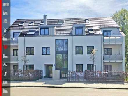 Direkt am Ostpark! Exklusive 4-Zimmer-Wohnung mit Garten zum Erstbezug