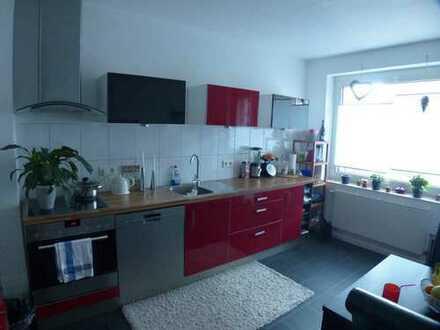 Sehr gepflegte 2-Zimmer-Wohnung mit Balkon in Wesel von Privat zu vermieten
