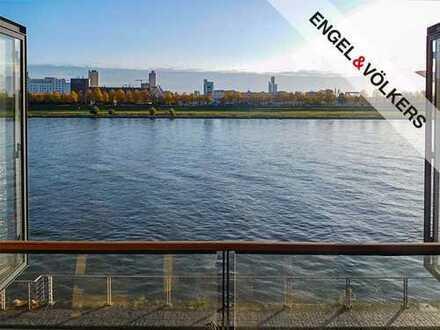 Rheinauhafen – Wohnen am Rhein