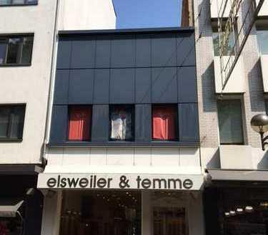 Laden in der Mittelstraße befristet für ein Jahr