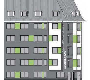 Lust auf Vielfalt?Renovierte 3-Zimmer-DG-Wohnung für Eigennutzer zu verkaufen