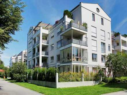 """Repräsentative, großzügige 4-Zimmer-Wohnung in """"Klein Venedig"""""""