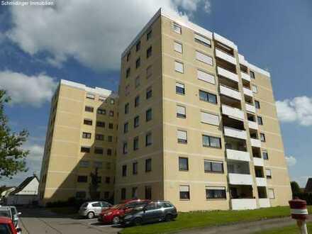 Schöne 3-Zimmerwohnung im EG mit Balkon in Bad Schussenried