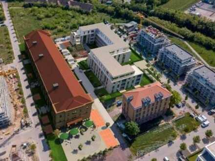 Hochwertiges Apartment im historischen Klinkerbau- Erstbezug
