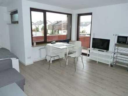 Möblierte 1 Zimmer Wohnung mit Tiefgaragenstellplatz in Renningen!