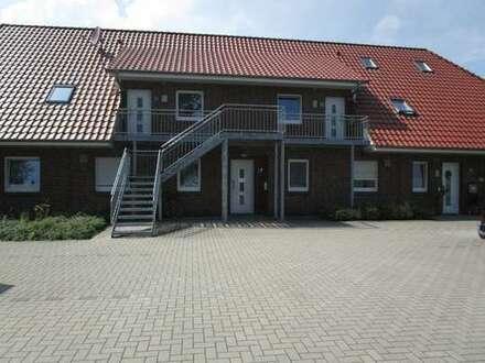 Barßel ! 3 ZKB Dachgeschosswohnung in ruhiger Wohnlage