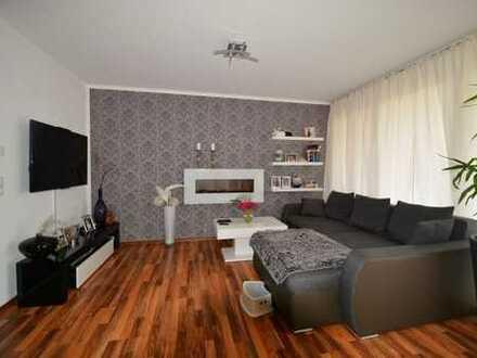 Neuwertige 3-Zimmer-Wohnung mit Balkon und Einbauküche in Weingarten