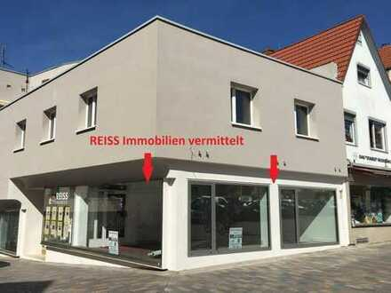 *** Repräsentatives Ladenlokal im Alzeyer Stadtzentrum ***