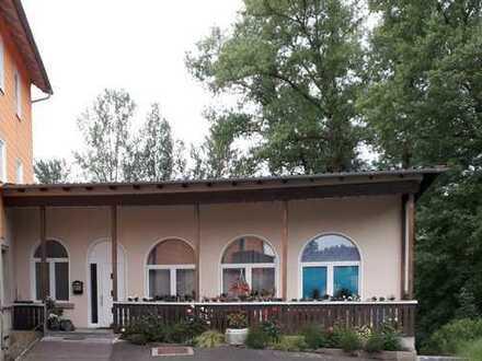 Besondere 5-Zimmer-Wohnung mit Flair im Staatsbad in Bad Brückenau