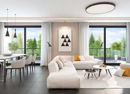 Erstbezug: Top moderne 3-Zimmer-Wohnung in perfekter Lage