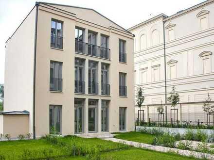 Architekten-Villa von Franco Stella am Ufer der Alten Fahrt