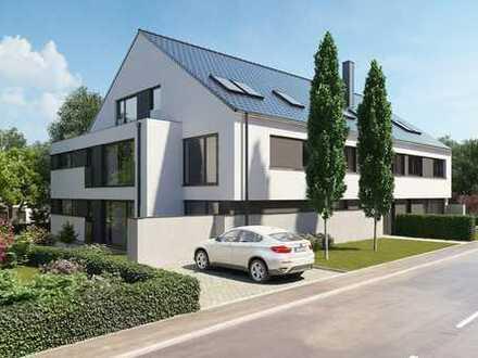 Lichtdurchflutete 4-Zimmer-Neubau-Wohnung mit Balkon in Erlangen-Dechsendorf!