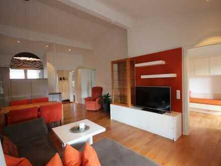Moderne Drei-Zimmer-Wohnung im Luftkurort