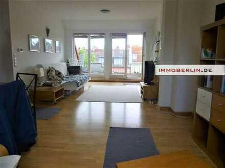 IMMOBERLIN: Exzellente Wohnung mit Südterrasse in sehr beliebter Lage