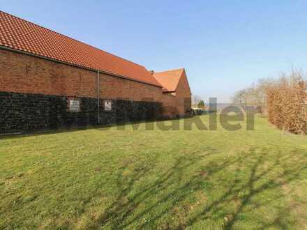 Familienfreundlich und naturnah: Großes Baugrundstück, vollerschlossen - ca. 20 Min. von Bad Nauheim