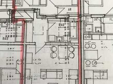 Ansprechende 2-Zimmer-Wohnung mit Einbauküche in Bamberg