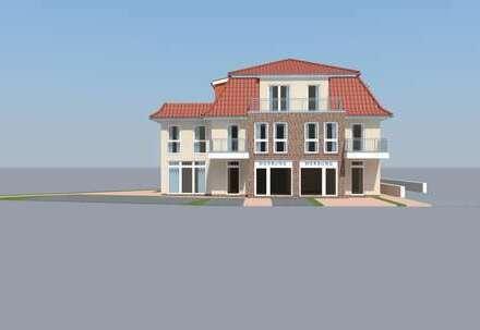 5 Traumwohnungen zwischen 58 & 75 qm in Zentraler Lage von Bad Zwischenahn in verschiedenen Größen