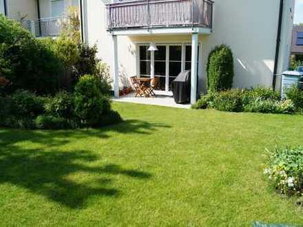 Eine Ebene, TOP-Erdgeschosswohnung mit sonnigem Garten, ATTRAKTIV & GRUNDRISSSTARK