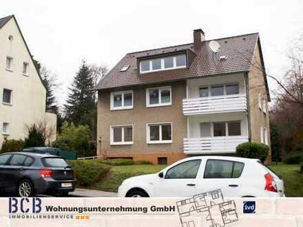 """Schöne ca. 100 m² große Wohnung mit Balkon und Garten - direkt am """"Wäldchen"""""""