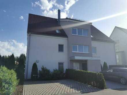 Helle hochwertig ausgestattete 3-Zimmer-Wohnung mit Balkon in Donauwörth
