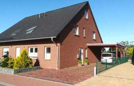 Möblierte Doppelhaushälfte in ruhiger Lage in Rühen