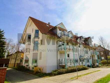 Charmantes 1-Zi.-Apartment mit Balkon und TG-Stellplatz! Auch für Kapitalanleger interessant!