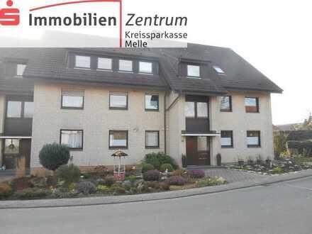 Gepflegte Erdgeschosswohnung in Melle-Neuenkirchen!