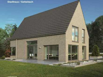 Modernes Einfamilienhaus mit traumhaften Garten