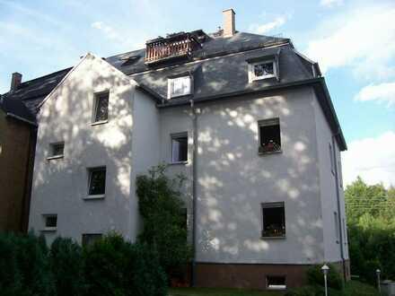 AUSSERGEWÖHNLICHE Singlewohnung mit BALKON in Ch.-Borna