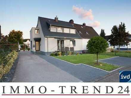 ***Sofort einziehen und wohlfühlen, Moderne Doppelhaushälfte in Köln-Poll zu verkaufen***