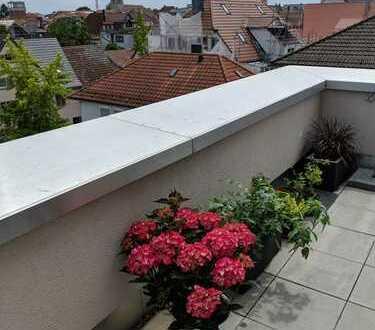 WG-Zimmer in 2er WG in Kornwestheim - Neubau mit großer Dachterrasse