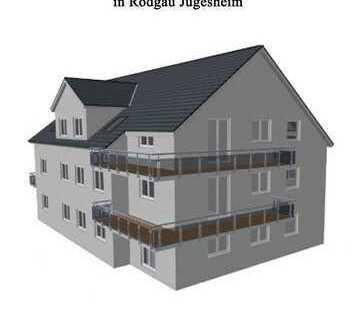 Neubau EG. Eigentumswohnung in Rodgau-Jügesheim