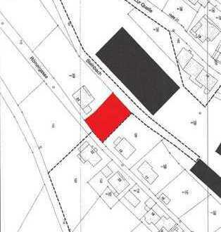 Bauplatz für freistehendes Haus oder ein Doppelhaus