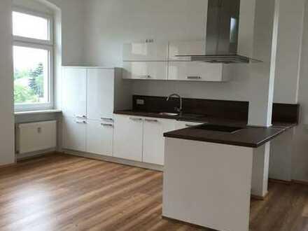 Exklusive, modernisierte 2-Zimmer-Wohnung mit Balkon und EBK in berlin