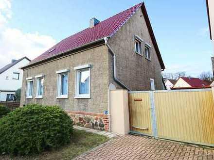interessantes Einfamilienhaus in Jüdenberg