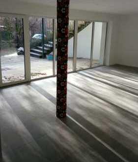 Sentruper Höhe: schöne / große 2-Zimmer-Wohnung mit Terrasse / Garten in Münster