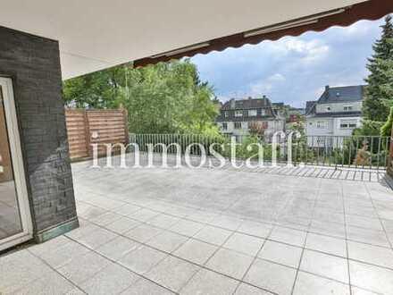 TOLLES ANGEBOT! Schöne Eigentumswohnung mit Aufzug & riesiger Terrasse zu verkaufen! PROVISIONSFREI!