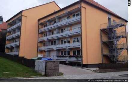 1-Zimmer Apartment mit Balkon in Vohenstrauß - NEUBAUNIVEAU
