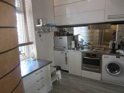 Stadtwohnung mit ca. 65 qm (3 Zimmer) im 1. OG, in Nordend – Nähe Bergerstr, Komplett ausgestattet