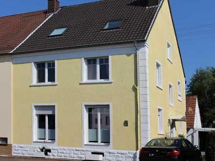Grosses Reihenendhaus in Wustweiler (66557 Illingen)