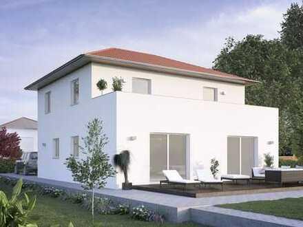Genießen Sie die Natur ihres Anwesens auf der eigenen Dachterrasse!