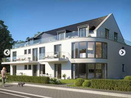 Erstbezug: ansprechende 2-Zimmer-Wohnung mit Terrasse in Hannover (Kreis)